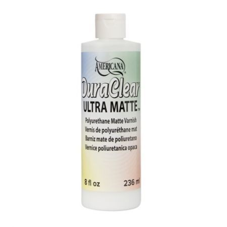 (59-100) Lakier Dura Clear  236 ml Ultra Matte