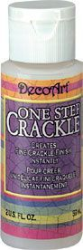 (65-10) Deco Art Crackle One Step -Crackle jednoskładnikowe 59 ml